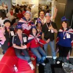 Create your own Commonwealth Games at work