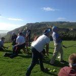 Team building activities popular for corporate retreats