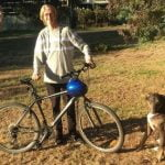 The gift of a bike inspires Kale and family
